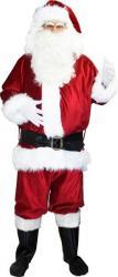 Déguisement Père Noël Américain Super Luxe pas cher