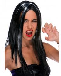 Perruque sorcière méchée pas cher