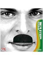 Moustache charlot auto adhésive