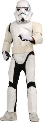 Déguisement Stormtrooper luxe