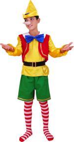 Déguisement Pinocchio Garçon