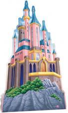 decoration chateau princesses geant