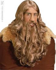 perruque viking