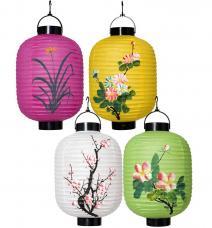lanterne chinoise assorti