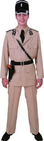 Déguisement gendarme De Saint Tropez