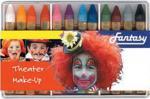Déguisements Coffret de 12 Crayons à Maquillage