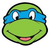masque leonardo des tortues ninja