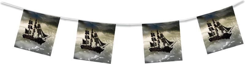 guirlande pavillons pirate