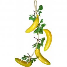 tresse de 4 bananes