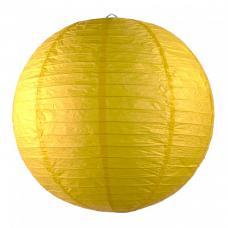 lanterne japonaise or