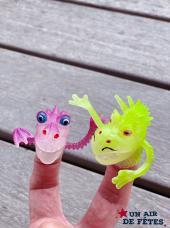 monstre a doigt