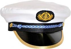 Casquette Capitaine Marin pas cher