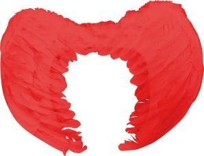 ailes d ange rouges petit modele