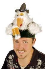 chapeau poulet biere