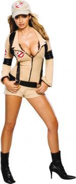 Déguisement Ghostbuster Femme Sexy