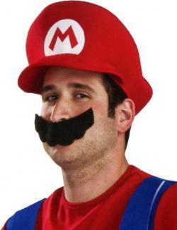 Casquette Mario