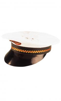 Casquette Capitaine Marin Homme