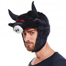 chapeau taureau adulte