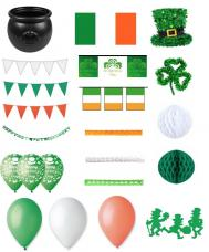pack de decorations saint patrick xxl