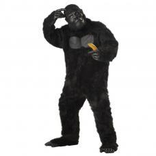 deguisement gorille mascotte