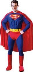 Déguisement Superman adulte pas cher