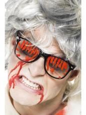 lunettes sanglantes