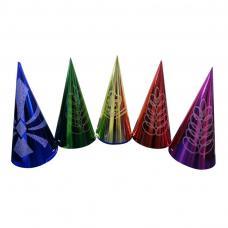 50 chapeaux coniques assortis