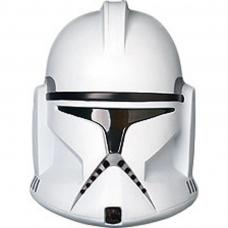 masque pvc clonetrooper star wars