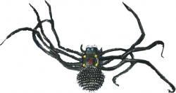 Araignée Plastique géante