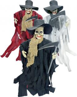 Suspension La mort habillée