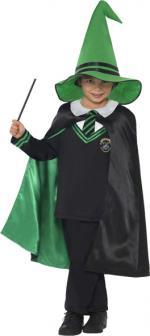 Déguisement sorcière écolier garçon