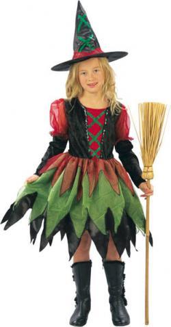 Costume Sorcière Enfant