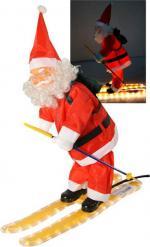 Père Noël Skieur