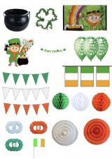 super pack de decorations saint patrick