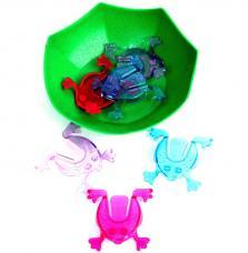jeu de 6 grenouilles sauteuses