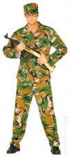 deguisement militaire homme