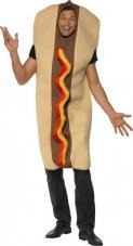 deguisement hot dog geant homme