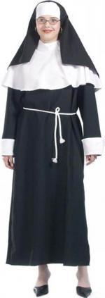 Déguisement Religieuse Nonne