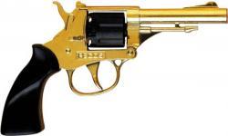 Pistolet CowBoy Métal Enfant