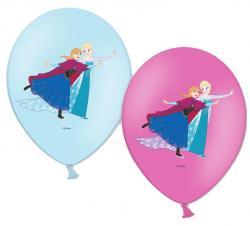 Sachet de Ballons La Reine des Neiges pas cher