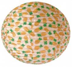 lanterne japonaise ananas gold