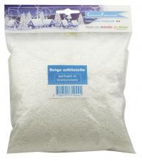 neige artificielle et biodegradable en papier ignifuge