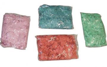 Sachet de Confettis Unicolores 100 grammes