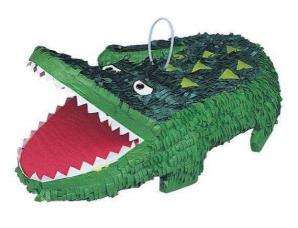 pinata crocodile