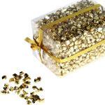 Déguisements Boite de 1kg pépites dorées