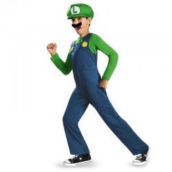 Déguisement Luigi Enfant