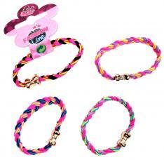 bracelet tresse noeud
