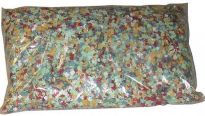 Confettis multicolores 1 kg
