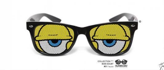 lunettes humoristiques bob doubt