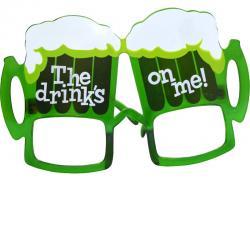 Lunette Saint Patrick Chope de Bière